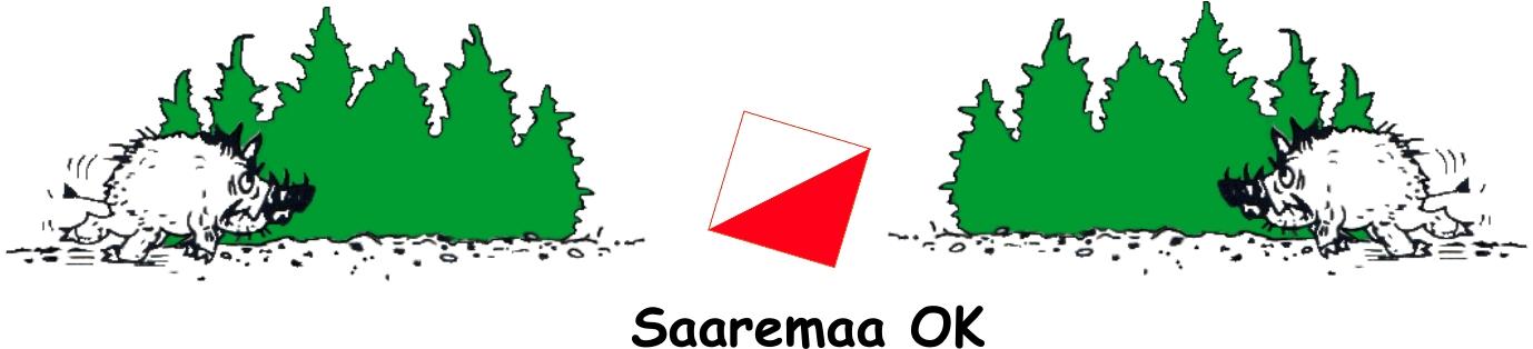 Saaremaa Orienteerumisneljapäevakud