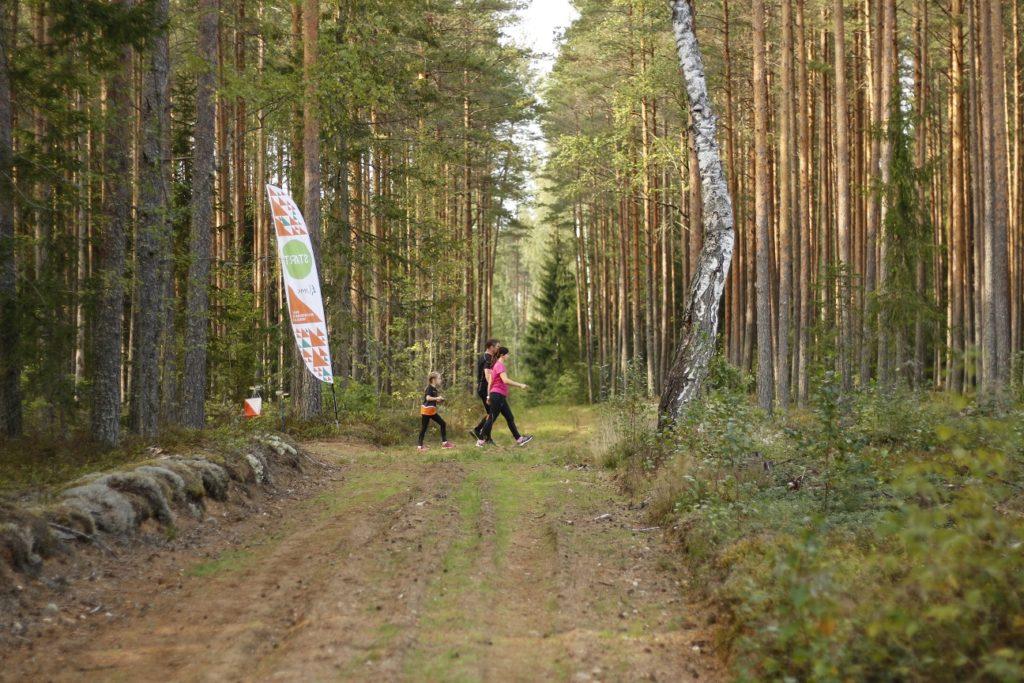 Tallinna orienteerumisneljapäevakutel tehti tänavu 12 170 osaluskorda